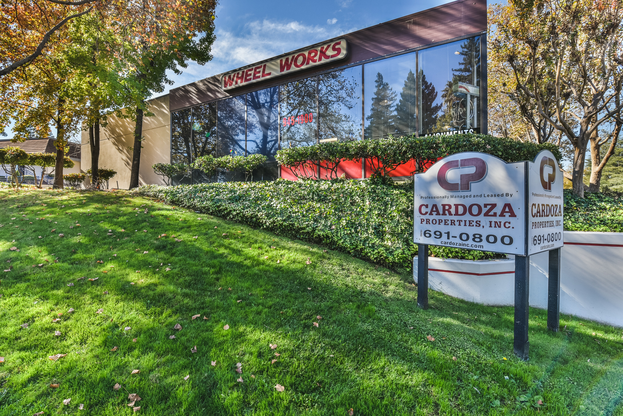 Mercedes Walnut Creek >> Parkside Business Center – Cardoza Properties
