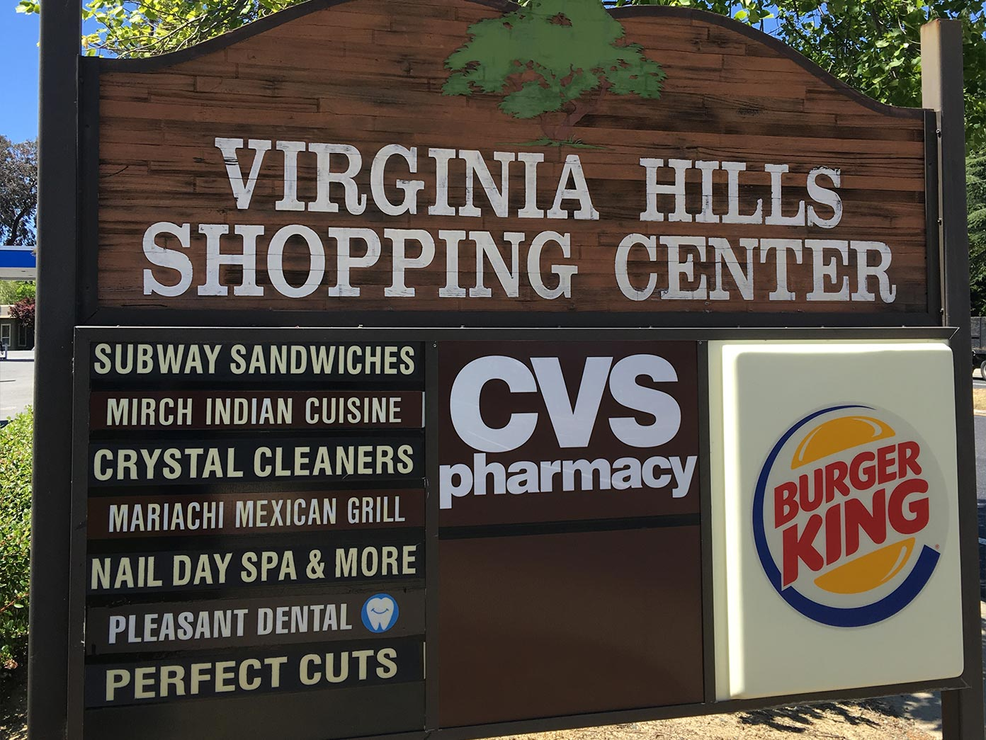 Virginia Hills Shopping Center – Cardoza Properties